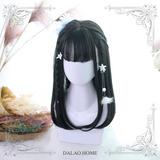 Japanese Small Cute Straight Hair AD11701