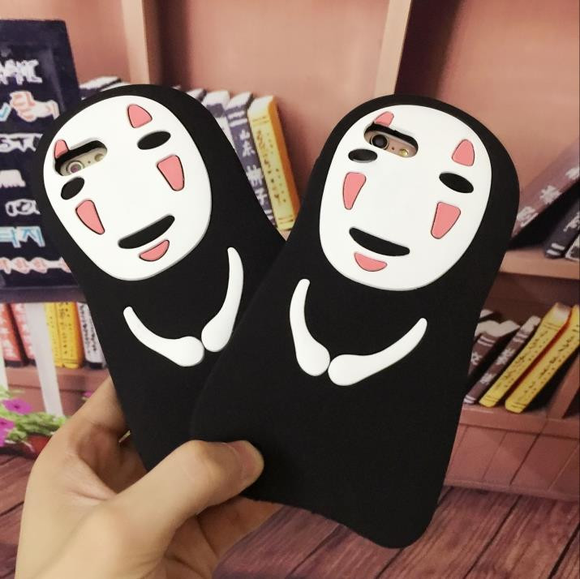 Xs Max No Face Iphone Case AD10123