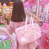 Pink JK Uniform Bag AD10233