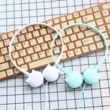 Cartoon Cat Ear Headphones AD10488