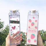 Cute Plastic Drink Bottle AD10005
