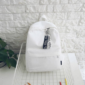 Students Canvas Backpack AD0123
