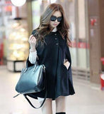 Fashion Women Cape Coat AD0231