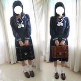 Japanese Retro JK Uniform Backpack AD10309
