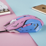 DVA Anime Gaming Mouse AD10001