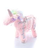 Pink/Black Unicorn Bag AD10230