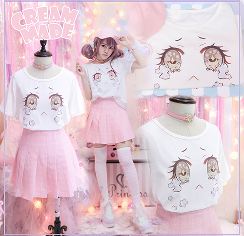 Cute kawaii t-shirt AD10032