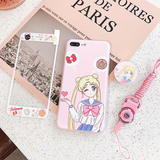 Sailor Moon Iphone Case Four-piece AD10008