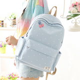 Student Canvas Backpack AD11988