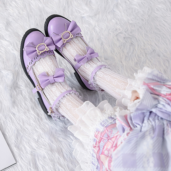 Sweet Lolita Shoes AD10895