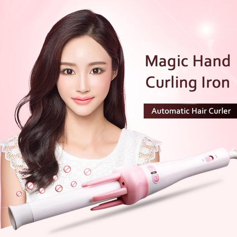 Auto Magic Hair Curler AD10012