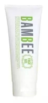 日本 BAMBEE face gel 瘦面霜