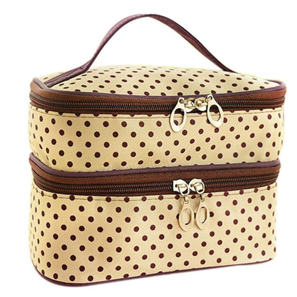 Beauty Women Cosmetic Travel Bag. Bolsa para Cosmeticos de Mujer