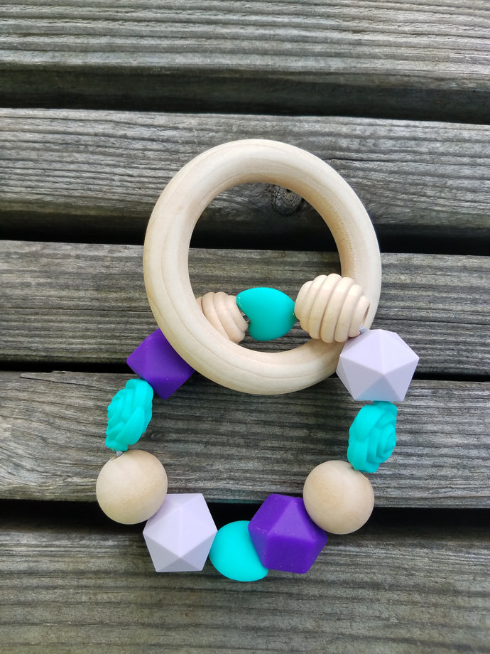 Organic Rattle/Teether