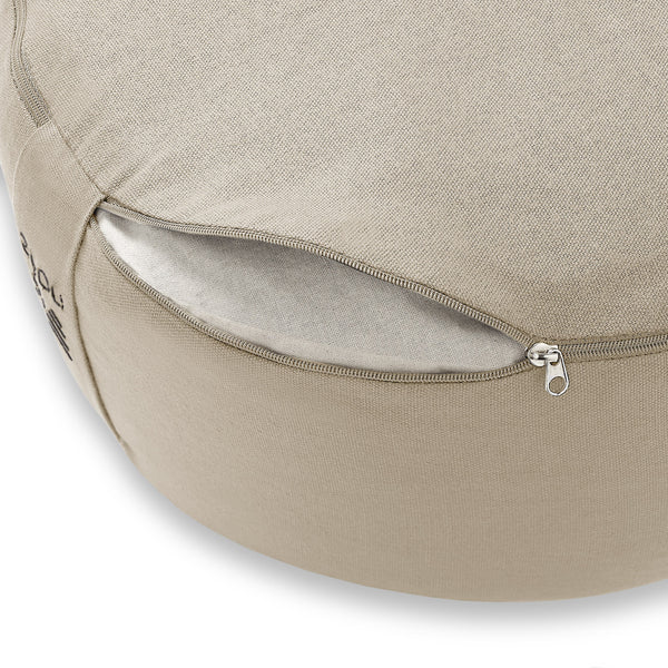 "14"" Round Zafu Meditation Pillow"