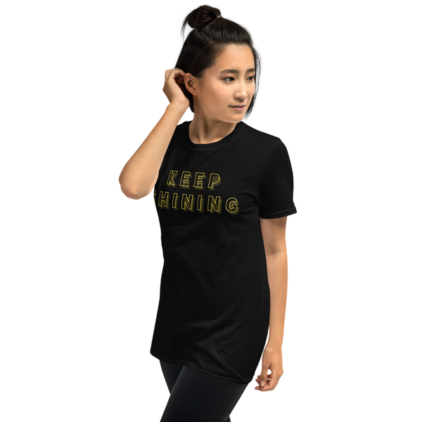 Keep Shining T Shirt