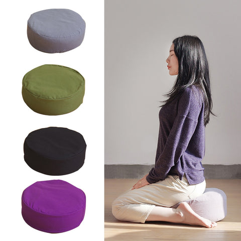 Zafu Meditation Round Pillow