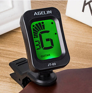 Digital Clip-on  Tuner