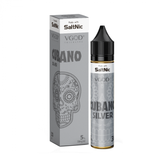 SALTNIC Cubano Silver | UAE Vapors R Us - The first vape store in UAE