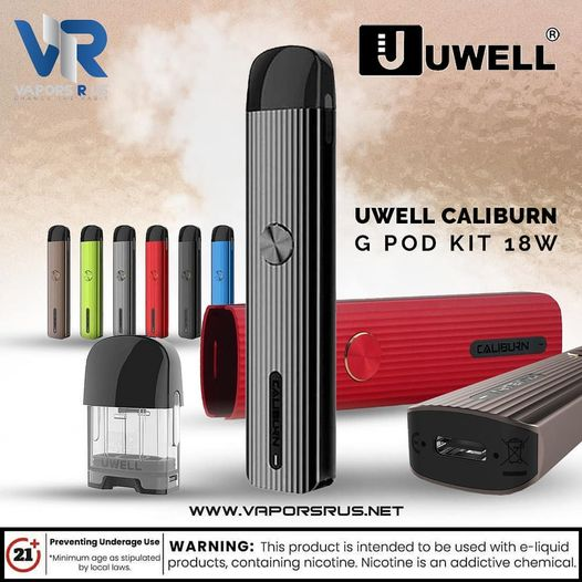 Uwell Caliburn G Pod Kit