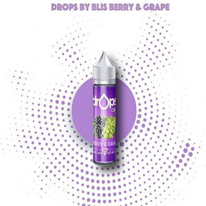Drops By Blis Berry and Grape-60ml | Blis