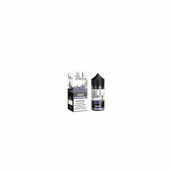 AL BASHA GRAPE Saltnic 30ml