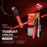 TUGBOAT V4 (CASL) DISPOSABLE POD x2 DEVICEs | TUGBOAT