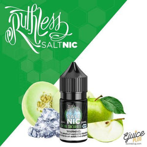 SKIR SKIRRR ON ICE | RUTHLESS SALT NICOTINE | UAE Vapors R Us - The first vape store in UAE