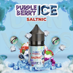 CLOUD BREAKERS - PURPLE BERRY ON ICE (SALTNIC) | CLOUD BREAKERS