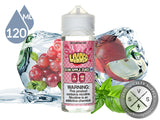 LOADED E-LIQUID - CRAN APPLE ICED | Ruthless Vapor