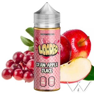 LOADED E-LIQUID - CRAN APPLE