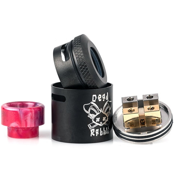 DEAD RABBIT RDA BY HELLVAPE & HEATHEN | UAE Vapors R Us - The first vape store in UAE
