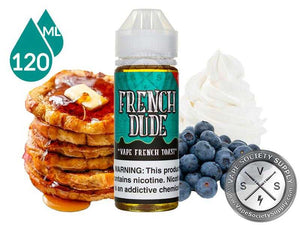 VAPE BREAKFAST CLASSICS - FRENCH DUDE | UAE Vapors R Us - The first vape store in UAE