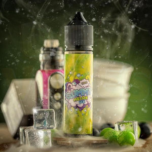 GUMMY MELON ICE 60ML 3MG