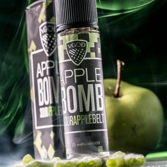 VGOD - APPLE BOMB | UAE Vapors R Us - The first vape store in UAE