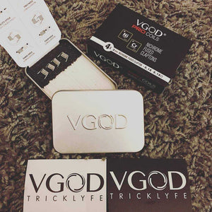 VGOD - PRO COILS | UAE Vapors R Us - The first vape store in UAE