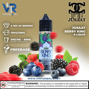 JUSAAT-BERRY KING 60ML