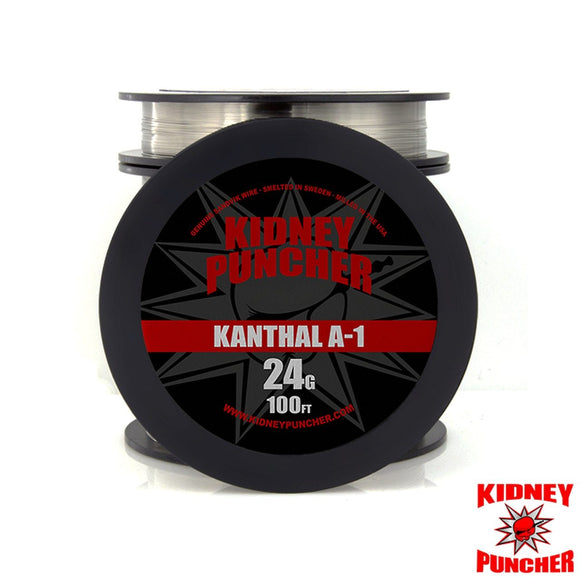 Kidney Puncher Kanthal A-1 100ft Spool