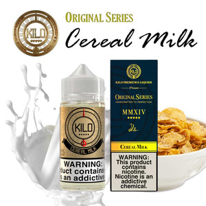 Kilo Original Series - Cereal Milk