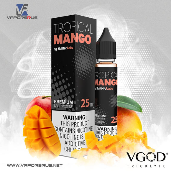 TROPICAL MANGO | The first vape store in UAE