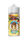 GORILLA FRUITS – MANGO ICE 100ML