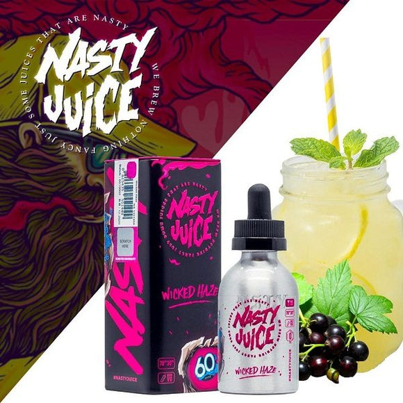NASTY JUICE - WICKED HAZE | Nasty Juice
