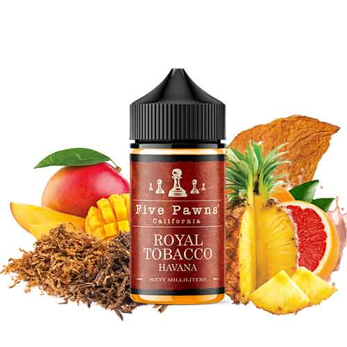 Five Pawns California - Royal Tobacco