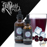RUTHLESS VAPOR - GRAPE DRANK ON ICE | UAE Vapors R Us - The first vape store in UAE