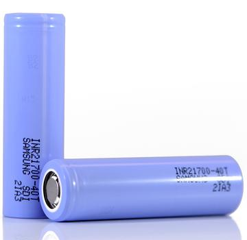 Samsung 40T 21700 4000mAh 35A Batteries