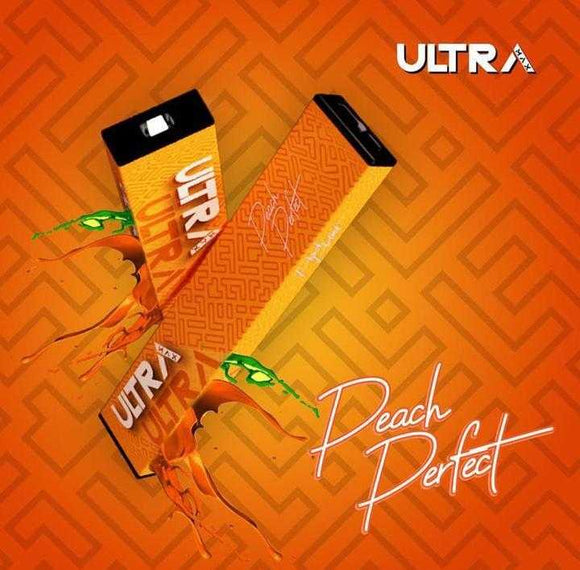 Ultra Peach Perfect | UAE Vapors R Us - The first vape store in UAE