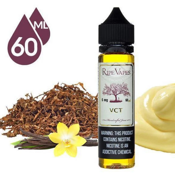 Ripe Vapes - VCT Handicrafted | Ripe Vapes