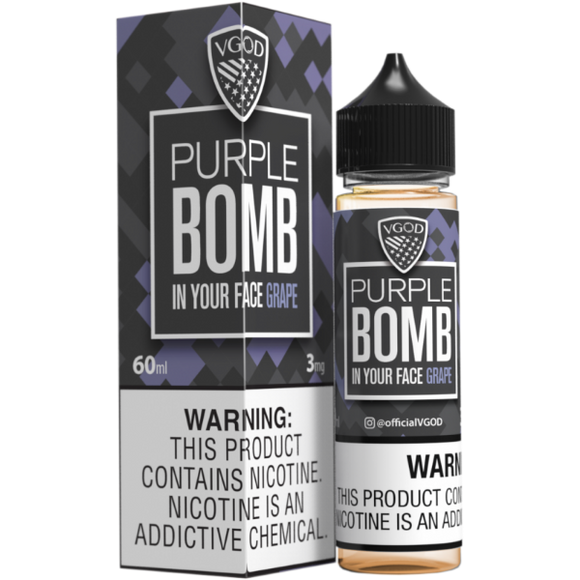 VGOD - 60ml PURPLE BOMB | VGOD