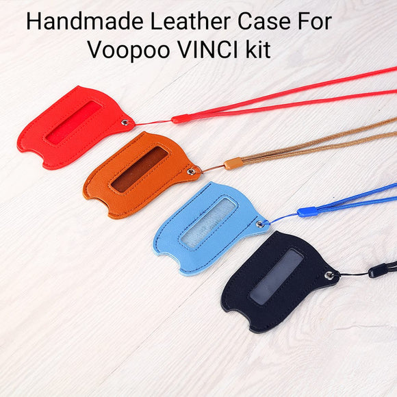 VOOPOO VINCI AND VINCI X KIT HAND MADE LEATHER CASE | Voopoo