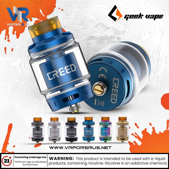 Geekvape Creed RTA 6.5ml TANK